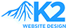 k2 website desigening